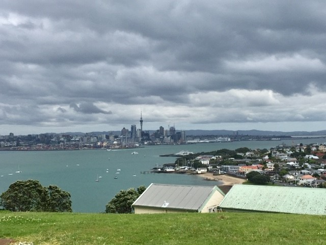 View from North Head
